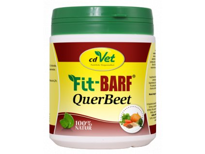 cdvet fit barf zahradny mix 640 g