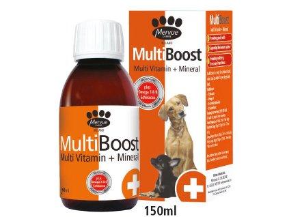multiboost sirup pre psov 150 ml