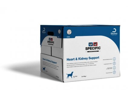 specific ckd heart kidney support 12 kg box