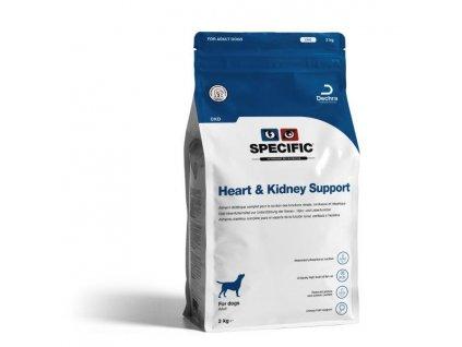 specific ckd heart kidney support