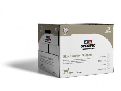 specific cod skin function support 3x4 kg