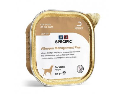 specific cow hy allergy management plus 6x300 g 1