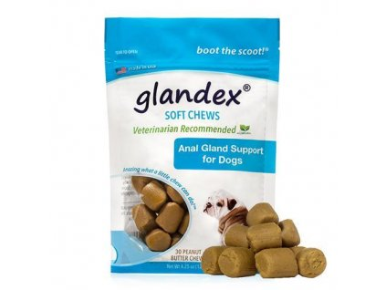 glandex soft chews 120