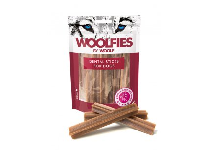 woolfies dental sticks 200 g