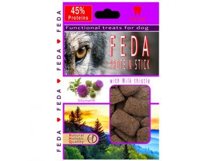 feda protein stick pestrec mariansky 100 g