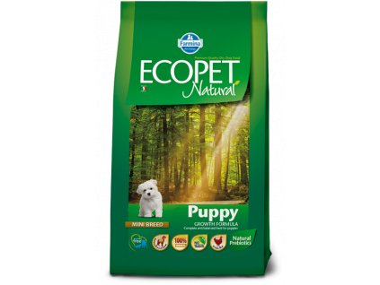 farmina ecopet dog puppy mini