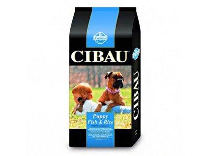 farmina cibau dog puppy fish rice 15 kg