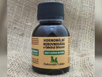 dokonala laska hormonalna nerovnovaha a falosna brezost 50 ml
