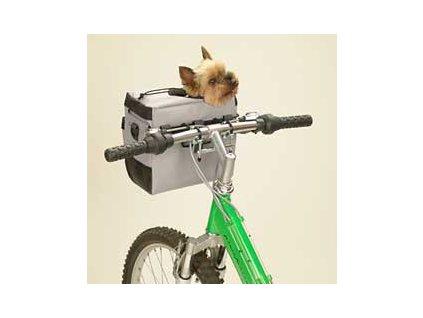 brasna na bicykel pre psika do 5 kg