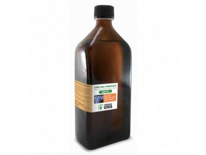 dokonala laska lanovy olej s vitaminom e 500 ml