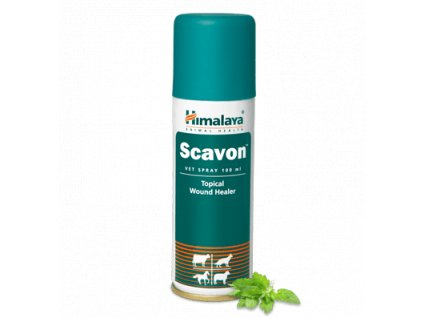 himalaya scavon vet spray 100 ml