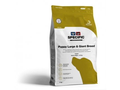 specific cpd xl puppy large giant breed 4 kg