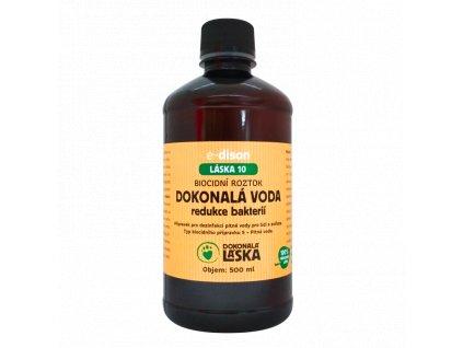 dokonala voda biocidny roztok e dison 500 ml