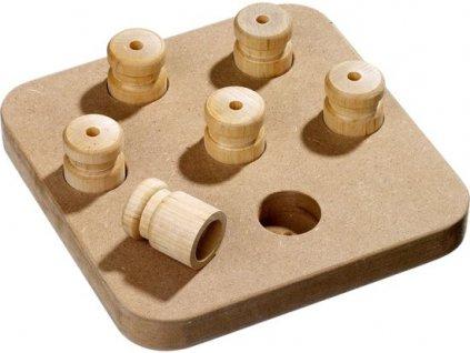 karlie interaktivna hra chess 18x18 cm