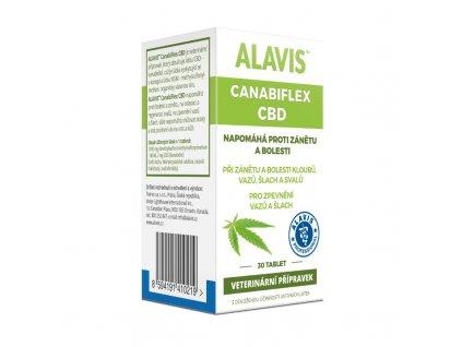 alavis canabiflex 30 tbl