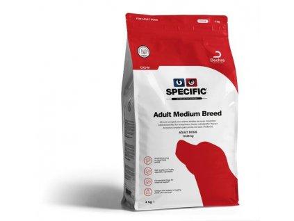 specific cxd m adult medium breed 4 kg