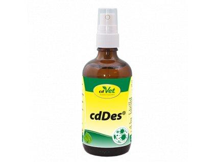 cdvet prirodna dezinfekcia cddes 100 ml