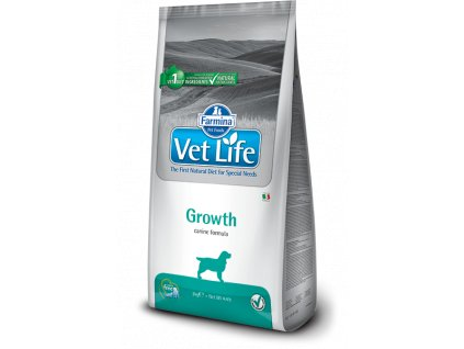 farmina vet life dog growth 2 kg