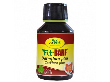 cdvet fit barf crevna flora plus 100
