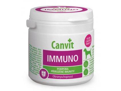 canvit immuno pre psy 100 tbl 100 g
