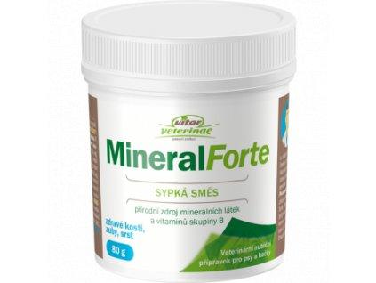 vitar veterinae mineral forte 80 g