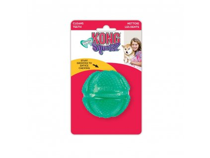 kong squeezz dental ball m