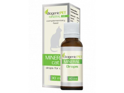 biogenic pet mineral cat 30 ml