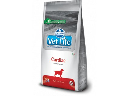 farmina vet life dog cardiac 2 kg