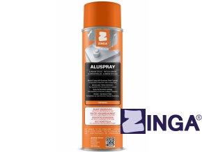 ALUSPRAY  hliníkový sprej 500 ml