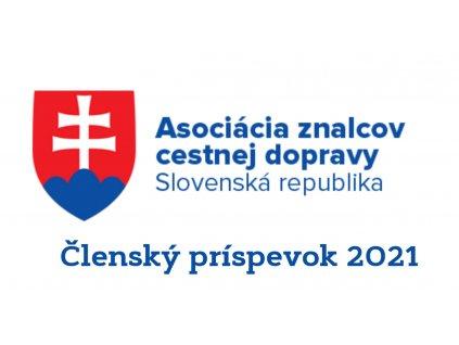 Členské 2021