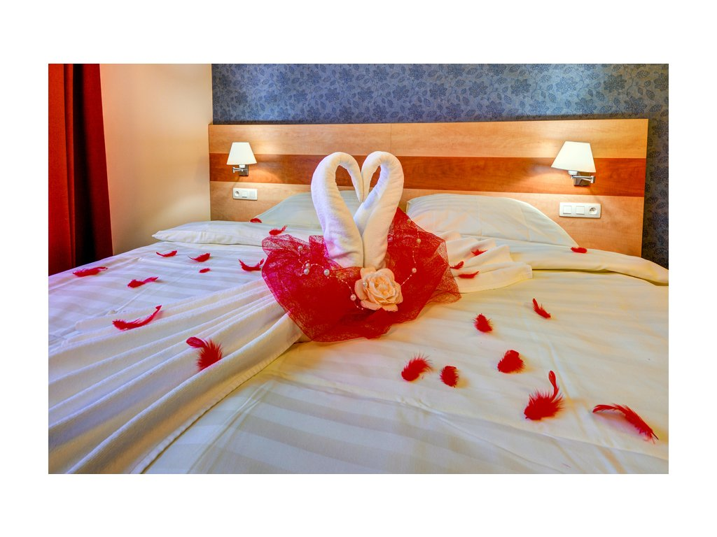 ROMANTIKA NA HORÁCH / hotel TOČ