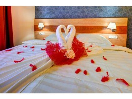 ROMANTICKÝ POBYT PRO DVA / hotel TOČ