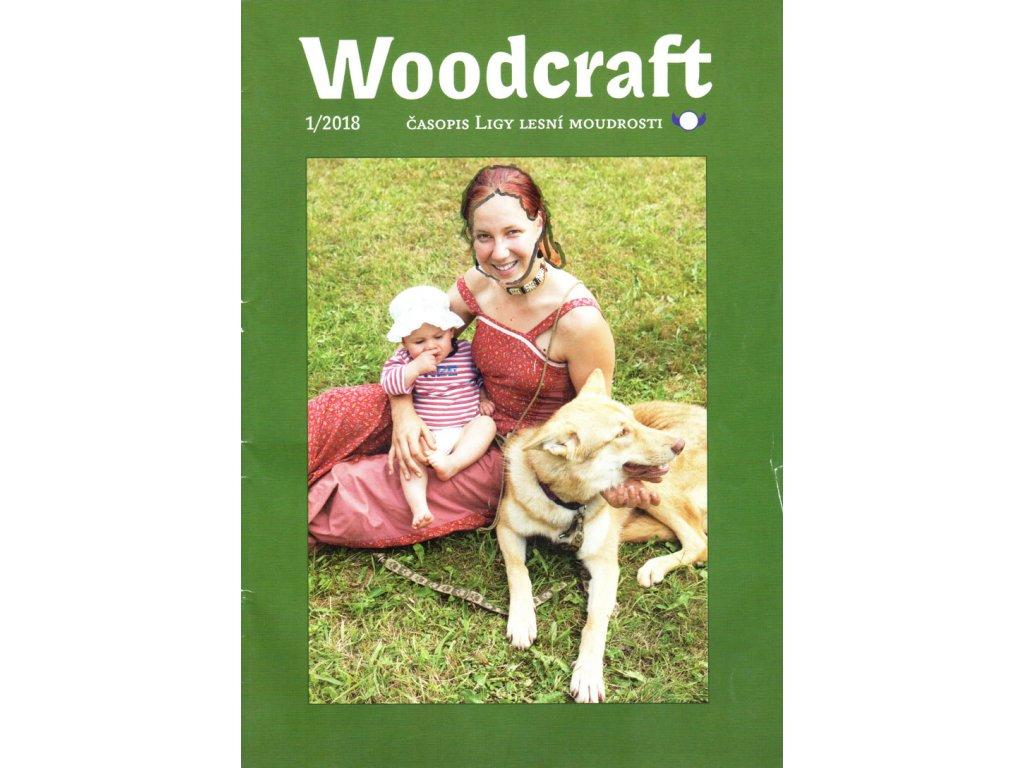 Časopis Woodcraft 2018 - jednotlivá čísla