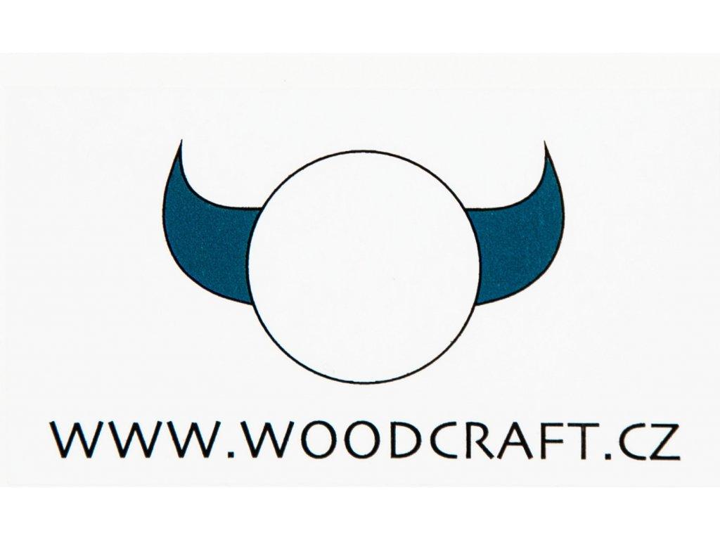 Samolepka woodcraft