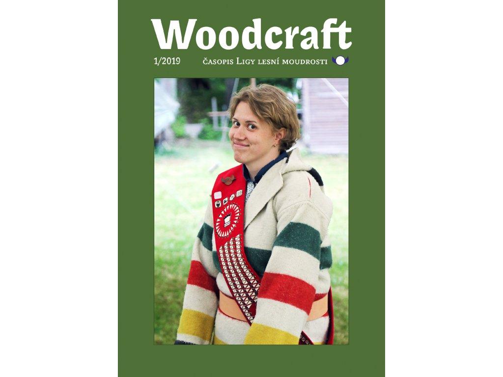 Časopis Woodcraft 2019 - jednotlivá čísla