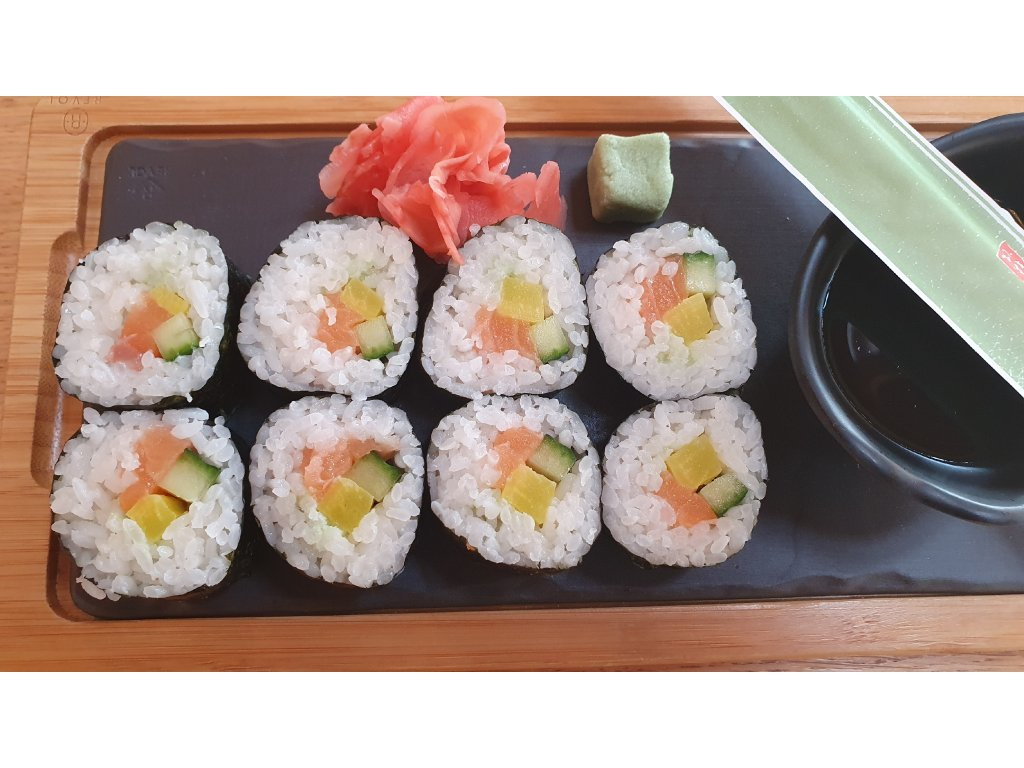 SUSHI MAKI rolka / 8ks - Tuňák