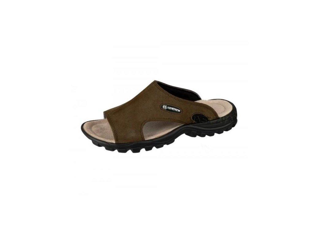 Afars lovecké pantofle Palermo