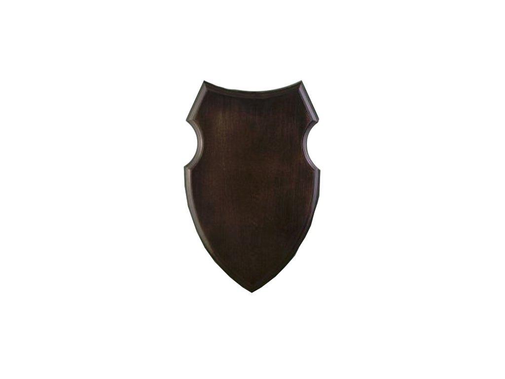 Štítek srnec č.319 černá