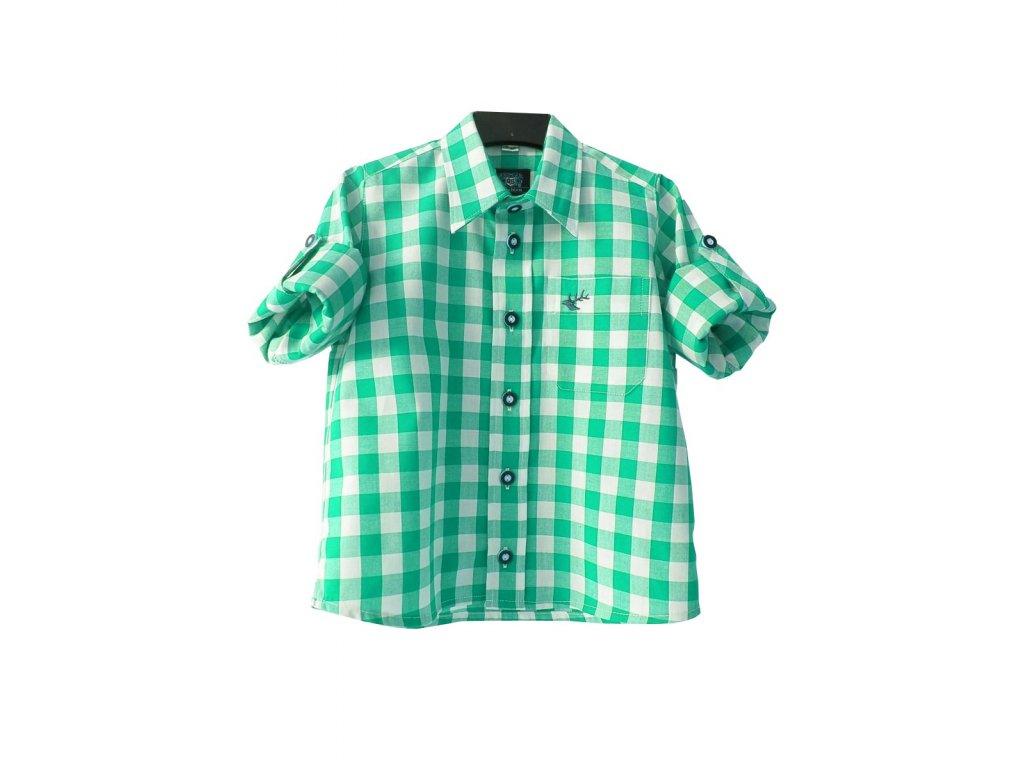 Košile Orbis dět.3052/56 86/92