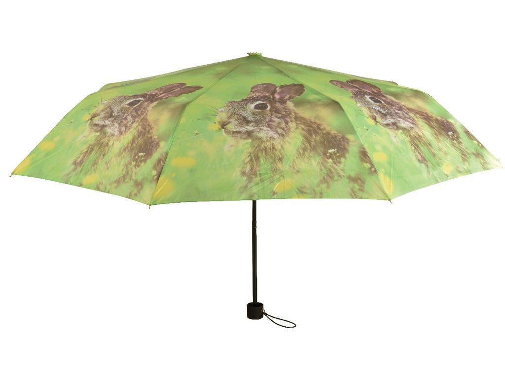 Deštník skládací Zajíc