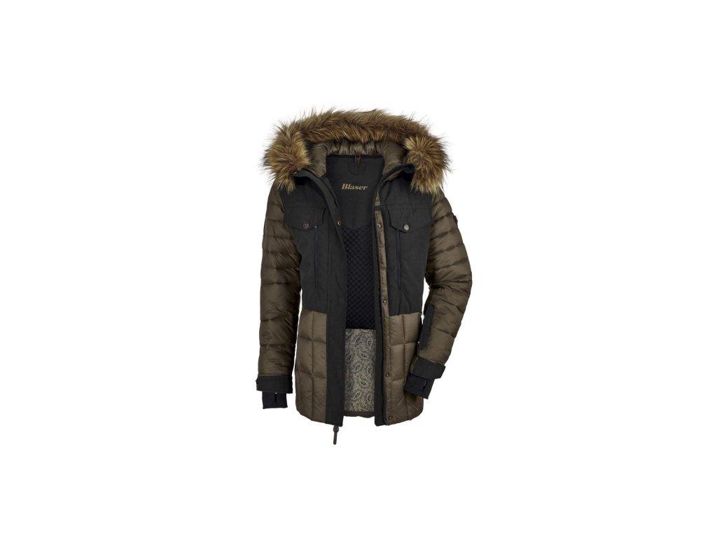 Blaser bunda zimní dámská 44