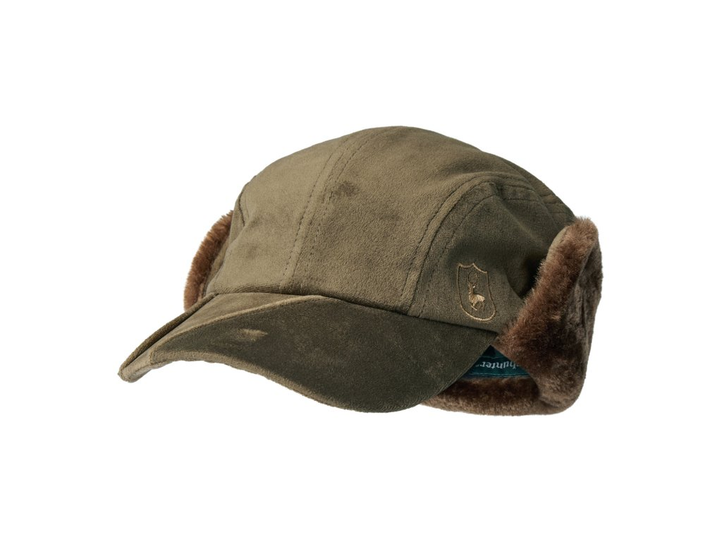Deerhunter čepice Rusky silent zelená