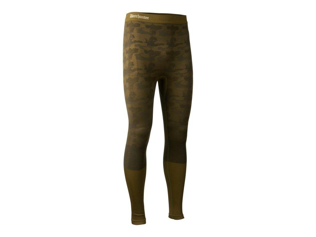 Deerhunter termo kalhoty Camou Wool