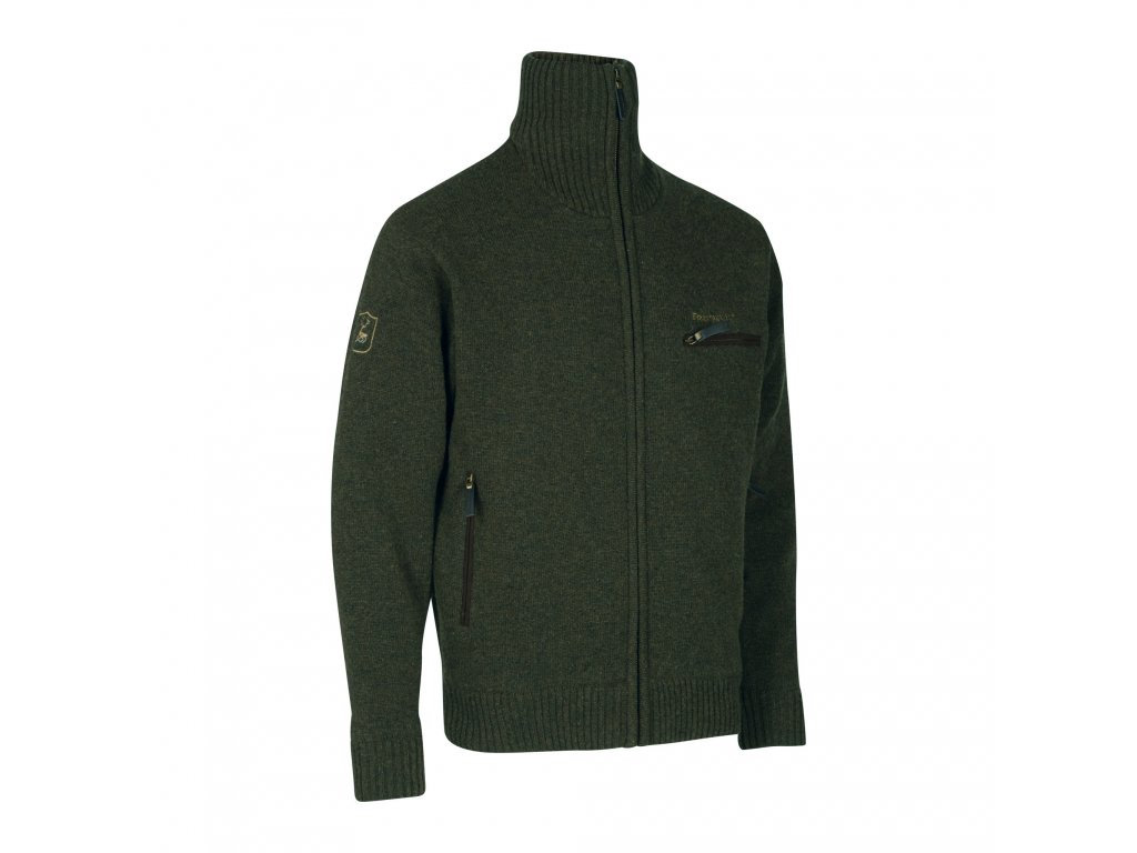 DH svetr Kendal knit zelený XL