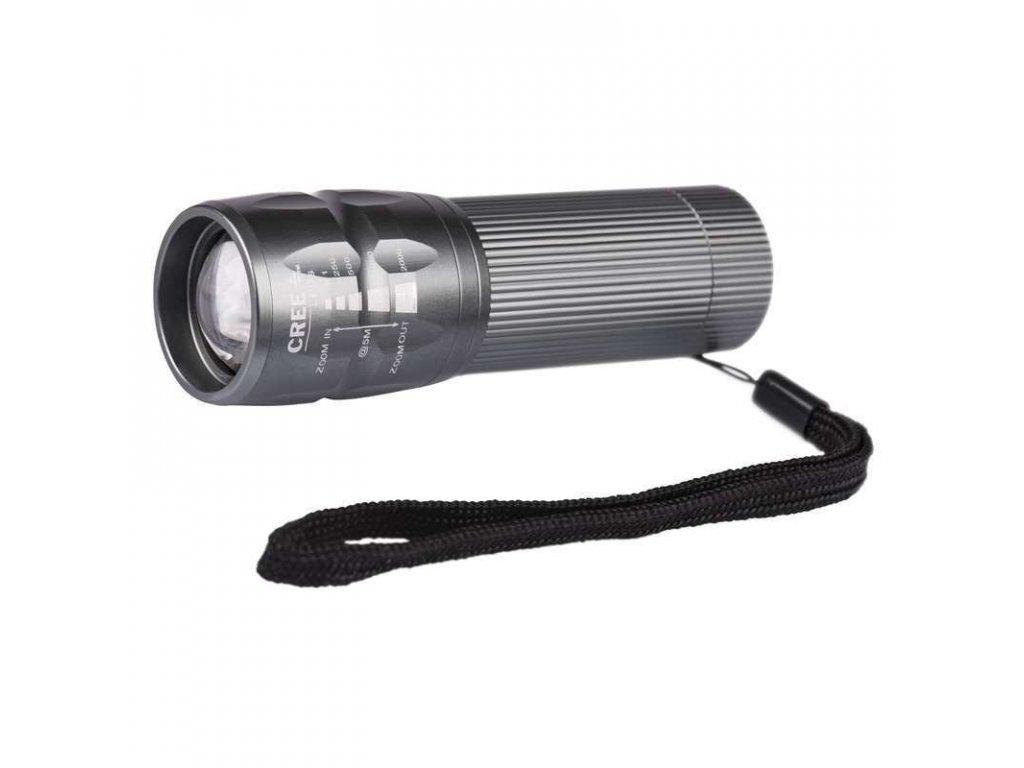 svítilna 7W led s focusem 300lm P3899