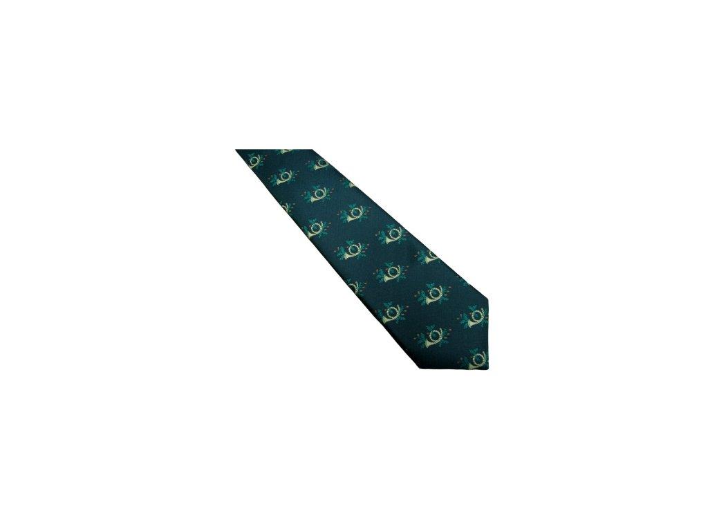 kravata Hedva motiv borlice č.11
