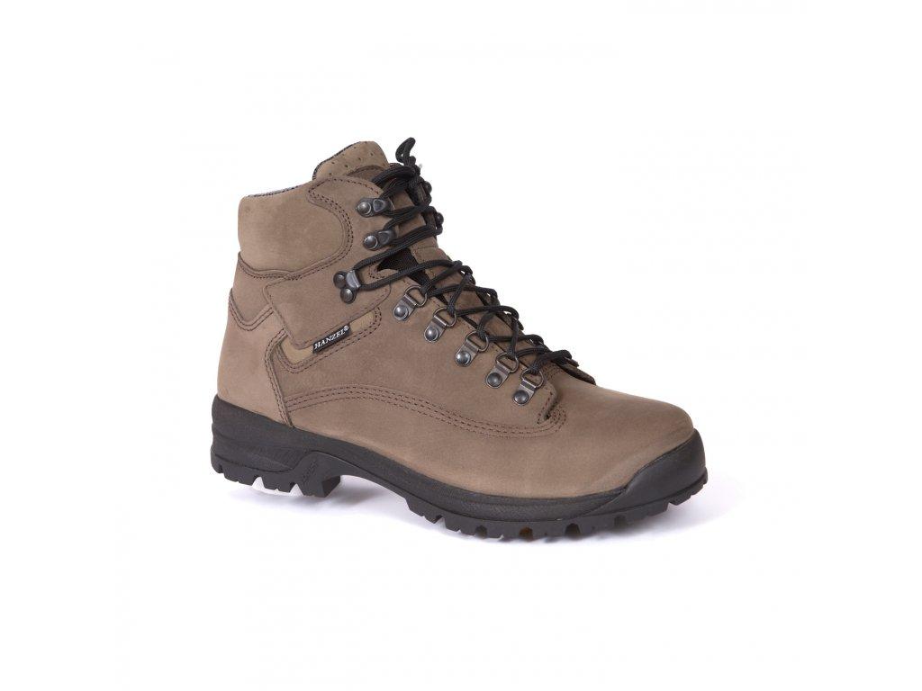 Hanzel boty dámské 003 světlé