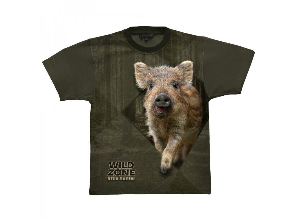 WildZone triko dětské elegant sele divočák