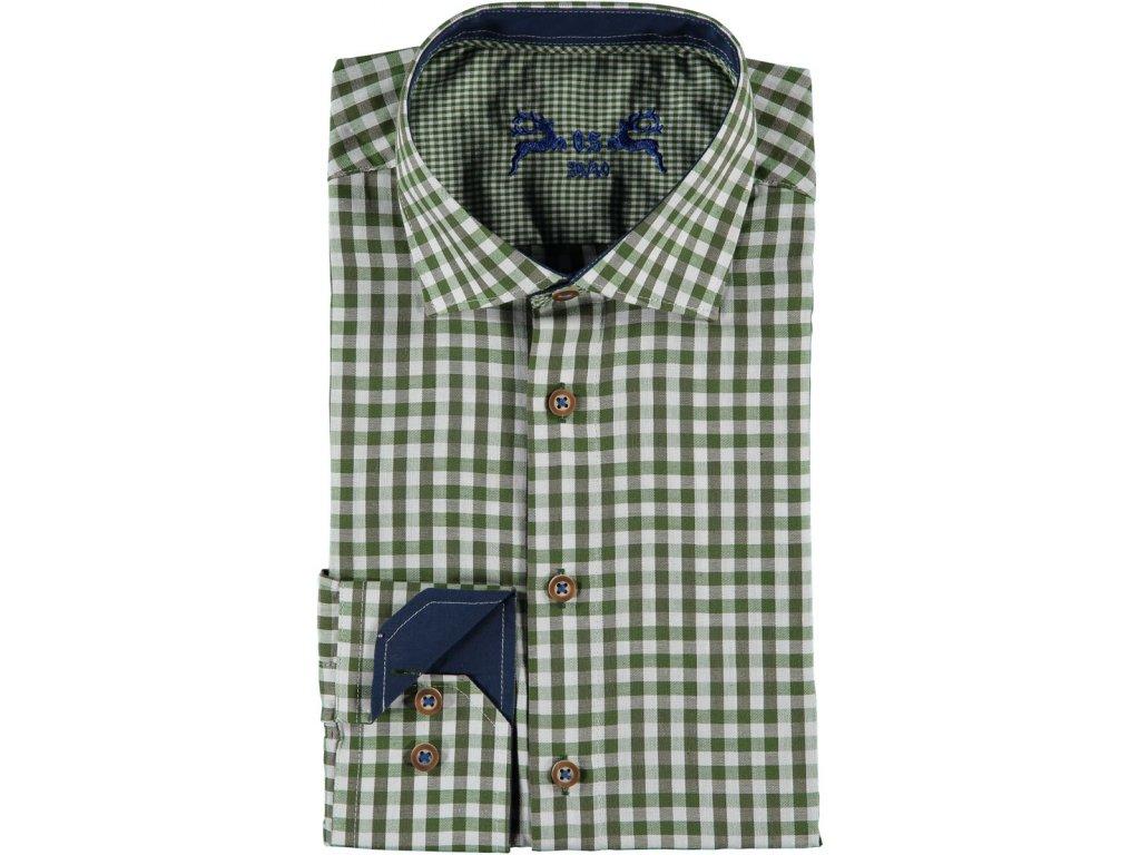 Orbis košile SlimFit prodloužený rukáv