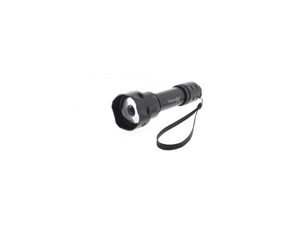 UniqueFire přísvit T20 Osram 850nm IR 5W LED Flashlight